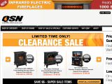 Qsnelectricfireplaces.com Coupons