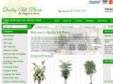 Qualitysilkplants.com Coupons