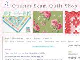 Quarterseamquiltshop.com Coupons