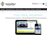 Browse Quickoffice