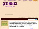 Quiltkitshop.com Coupon Codes