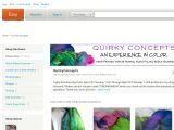 Quirkyconcepts.etsy.com Coupons