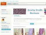 Quirkyquafts.etsy.com Coupons