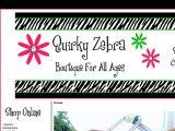 Quirkyzebra.com Coupons