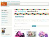 Quitabughandmades.etsy.com Coupons