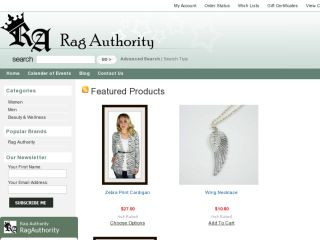 Shop at ragauthority.com