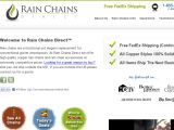 Browse Rain Chains Direct