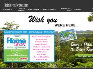 Shop at rainforestforever.com