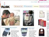 Browse Rosk : Rain Or Shine Kids