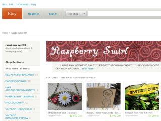 Shop at raspberryswirl81.etsy.com