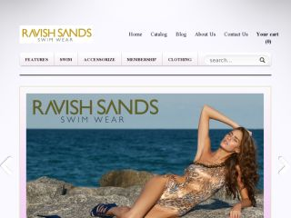 Shop at ravishsands.com