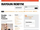 Browse Raygun Robyn