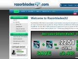 Browse Razorblades2u