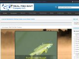Browse Real Fish Bait Company Llc