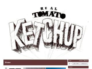 Shop at realtomatoketchup.bigcartel.com