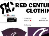 Browse Red Century Clothing