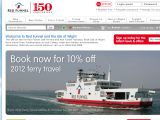 Browse Red Funnel Isle Of Wight Ferries