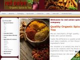 Browse Red Onion Spice & Tea Company