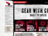 Browse Red Torpedo Clothing