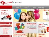 Browse Red Wrappings