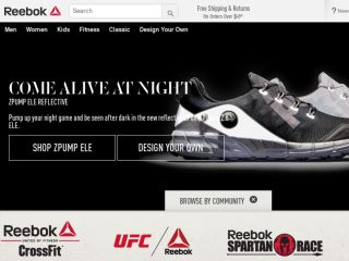 Shop at reebok.com