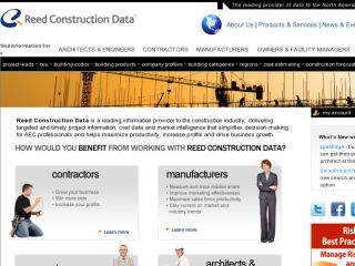 Shop at reedconstructiondata.com