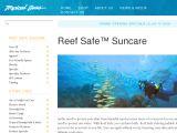 Browse Reef Safe Suncare