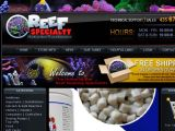 Browse Reef Specialty