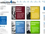 Browse Referrals4life