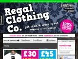 Browse Regal Clothing Co
