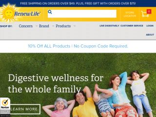 Shop at renewlife.com