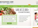 Restaurant.com Coupon Codes