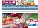 Browse Tattler Reusable Canning Lids