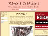Browse Reverie Creations