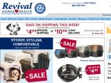 Browse Revival Animal Health