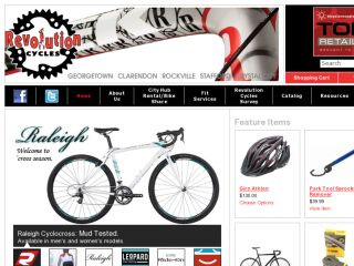 Shop at revolutioncycles.com