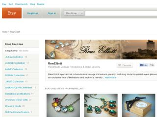 Shop at rewelliott.etsy.com