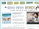 Browse Right-Brain Business Plan