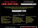 Browse Ritual Magick