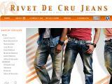 Browse Rivet De Cru Jeans