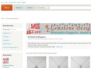 Shop at rlgemstoneelegance.etsy.com