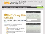 Browse Rmc Audio Direct