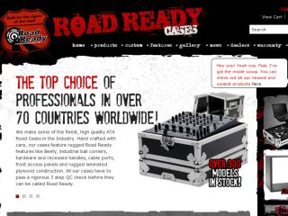 Shop at roadreadycases.com
