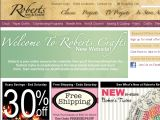 Robertscrafts.com Coupon Codes