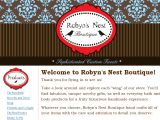 Browse Robyn's Nest Boutique