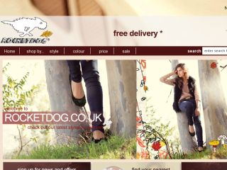 Shop at rocketdog.co.uk