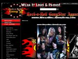 Browse Rock-N-Roll Gangstar Apparel