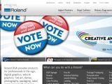 Browse Roland Dga Corporation