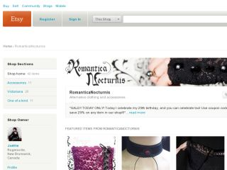 Shop at romanticanocturnis.etsy.com