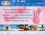 Browse Ron Jon Surf Shop